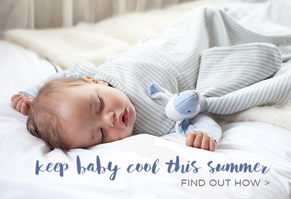 Stay Cool this Summer with Merino Kids