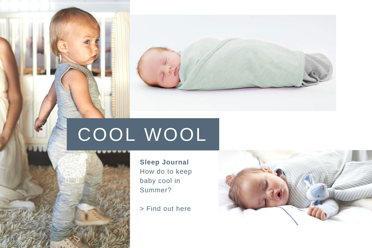Keep Baby Cool This Summer